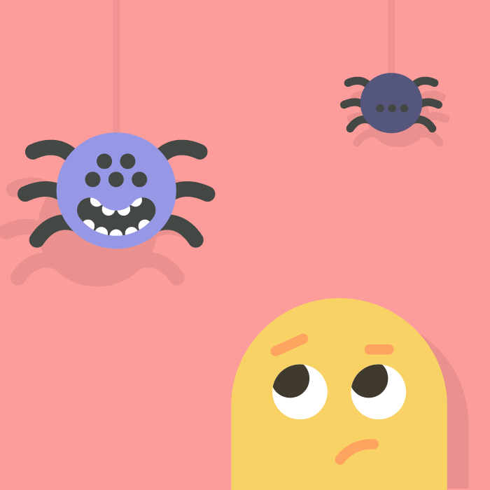 Exposure Therapy Spiders